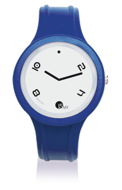 Blue Sport Watch