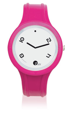 Fuchsia Sport Watch