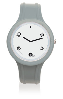 Grey Sport Watch