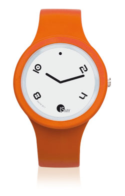 Orange Watch Fashion Line