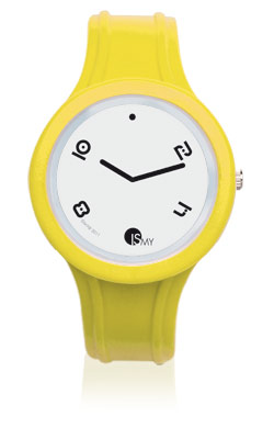 Yellow Sport Watch