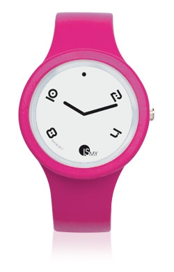 Fuchsia Watch Fashion Line