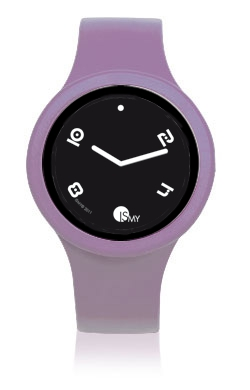 Lilla Fashion Watch-Rubber Strap | Clock MADE IN ITALY