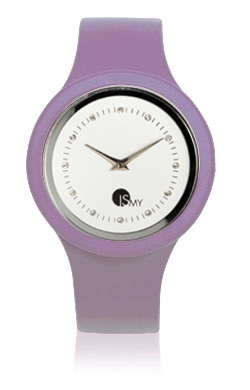 Orologio Viola Scuro linea Fashion